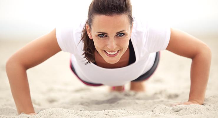 build a healthy body